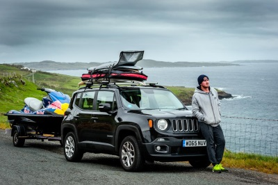 JEEP AMBASSADOR, ANDREW COTTON, HUNTS THE WORLD'S BIGGEST WAVES IN EPIC NEW DOCUMENTARY 'BENEATH THE SURFACE'