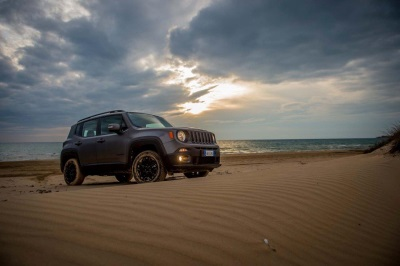Jeep Beach Sports Arena Returns To Seaside Festival For The Third Time
