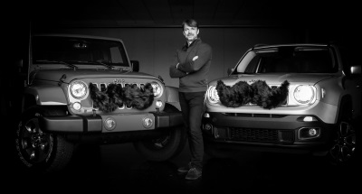 THE JEEP BRAND KICKS OFF MONTH-LONG DIGITAL, SOCIAL AND EXPERIENTIAL INITIATIVE SUPPORTING THE MOVEMBER FOUNDATION