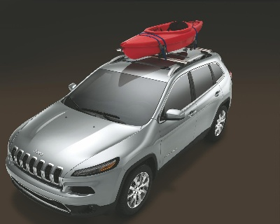 Choose Your Adventure: Jeep® and Mopar Offer More Than 100 Products to Customize the All-New 2014 Jeep Cherokee