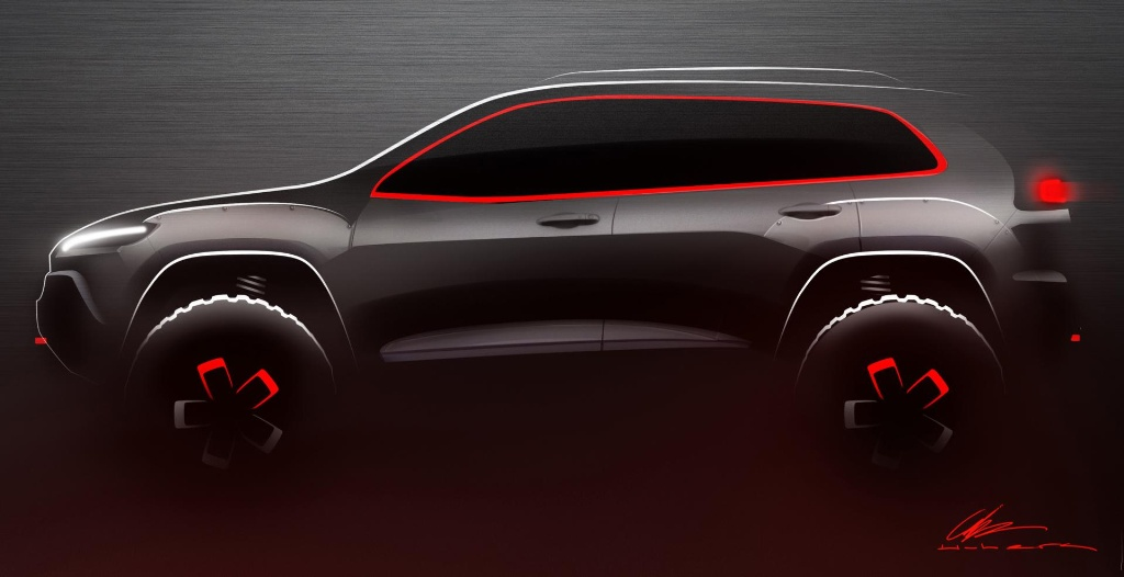 Jeep And MOPAR Brands Reveal Six New Concept Vehicles For