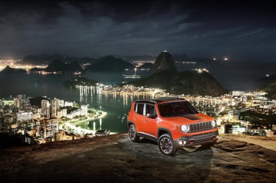 Jeep Renegade Celebrates First Year Of Production In Brazil