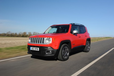 JEEP LEADS UK AUTOMOTIVE INDUSTRY BY RECORDING LARGEST MARKET SHARE FOR 19 YEARS