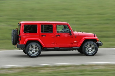 Jeep® Wrangler And Cherokee Named Top-Two 'Most American' Vehicles On Cars.Com's American-Made Index