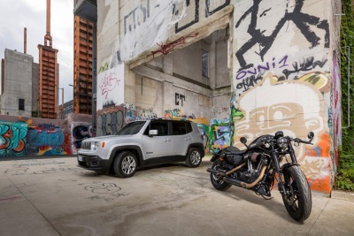 Harley-Davidson And Jeep® Brand Together Again For 2017