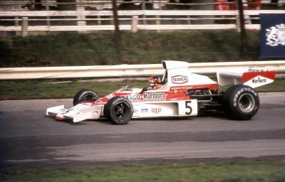 Jenson Button to Drive Iconic McLaren M23 at Rolex Monterey Motorsports Reunion