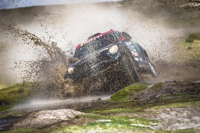 JOAN 'NANI' ROMA CLAIMS HIS FIRST STAGE WIN AT THE 2015 DAKAR RALLY