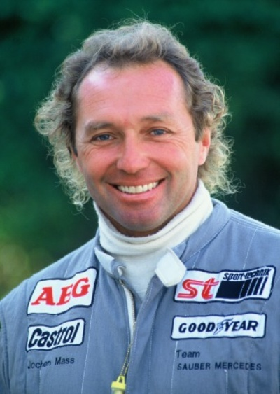 LE MANS WINNER JOCHEN MASS NAMED 2014 AMELIA ISLAND CONCOURS HONOREE