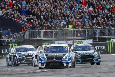 World Champion!* World Champion!* Johan Kristoffersson Wins Drivers' Championship, PSRX Picks Up The Team Title
