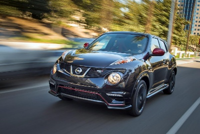 NISSAN ANNOUNCES U.S. PRICING FOR 2014 JUKE NISMO RS