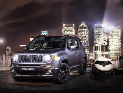 JUSTICE PREVAILS AS JEEP RENEGADE TRIUMPHS AT TWO TOP AWARDS