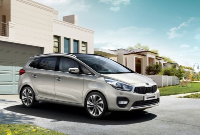 KIA ANNOUNCES DETAILS OF KEY UPGRADES TO CARENS
