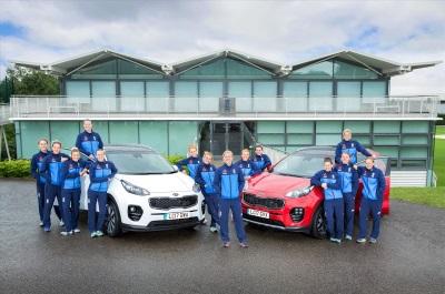 Kia Extends Partnership With England Women's Cricket