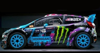 KEN BLOCK ANNOUNCES 2015 SCHEDULE