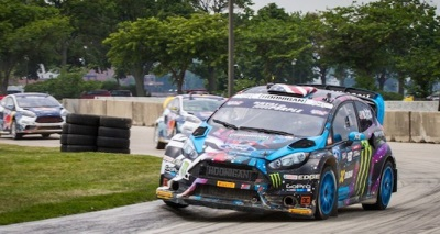 KEN BLOCK WINS GRC DETROIT #1, IMPROVES OVERALL LEAD IN CHAMPIONSHIP POINTS