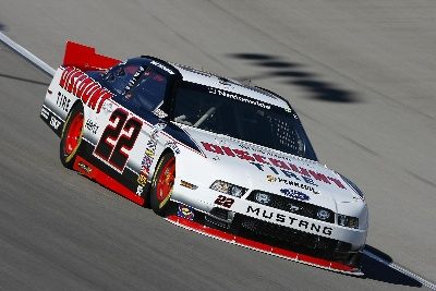 BRAD KESELOWSKI GIVES MUSTANG FIRST NASCAR NATIONWIDE SERIES WIN OF 2014
