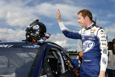 BRAD KESELOWSKI TALKS POCONO AND IOWA DOUBLE-DUTY