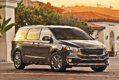 KIA MOTORS AMERICA'S FEBRUARY SALES UP 6.8 PERCENT
