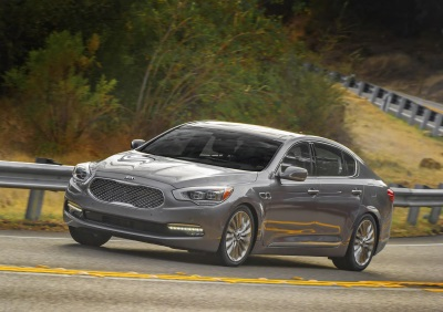KIA K900 SETS RECORD-HIGH SCORE IN AUTOPACIFIC VEHICLE SATISFACTION AWARDS