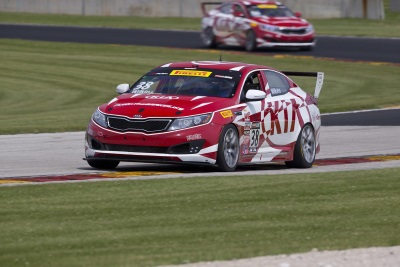 DEFENDING MULTIPLE MANUFACTURER CHAMPIONSHIPS, KIA RETURNS TO MID-OHIO SPORTS CAR COURSE TWICE IN TWO WEEKS