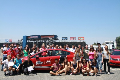 KIA MOTORS AMERICA AND B.R.A.K.E.S. TEEN PRO-ACTIVE DRIVING SCHOOL EXPAND HANDS ON DEFENSIVE DRIVING PROGRAM