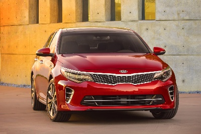 ALL-NEW 2016 KIA OPTIMA MAKES GLOBAL DEBUT AT NEW YORK INTERNATIONAL AUTO SHOW