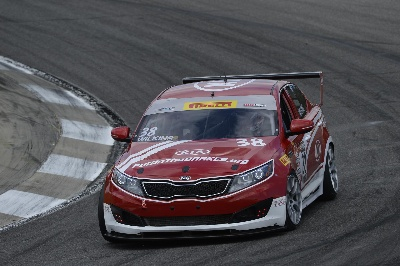 KIA RACING MAINTAINS PIRELLI WORLD CHALLENGE CHAMPIONSHIP LEAD FOLLOWING TOP-FIVE FINISHES AT SONOMA RACEWAY