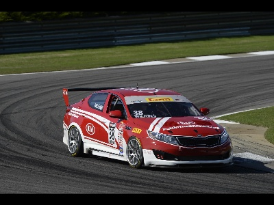 KIA RACING HEADS NORTH OF THE BORDER TO THE STREETS OF TORONTO FOR ROUNDS NINE AND TEN OF THE PIRELLI WORLD CHALLENGE