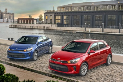 Kia Motors America Announces 2018 Rio Pricing