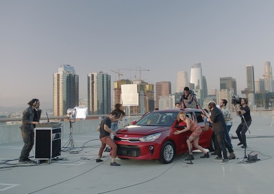 Kia Motors Proves 'Small Can Do Big' In Multi-Channel Marketing Campaign For The All-New 2018 Rio Subcompact