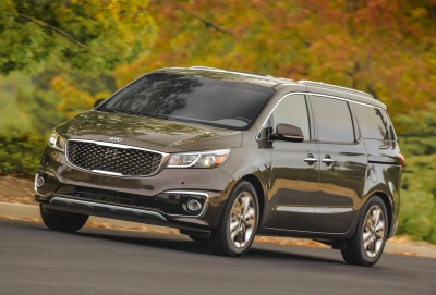 2017 SEDONA EARNS 2016 TOP SAFETY PICK+, HIGHEST POSSIBLE SAFETY RATING FROM THE INSURANCE INSTITUTE FOR HIGHWAY SAFETY