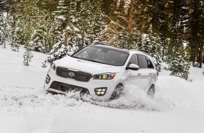 2018 Kia Sorento Earns Calendar Year 2017 Top Safety Pick Plus Rating From Insurance Institute For Highway Safety