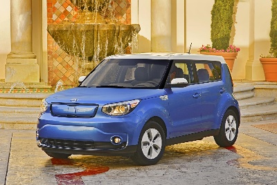 2015 KIA SOUL EV NAMED 'BEST VALUE IN AMERICA' AWARD WINNER BY VINCENTRIC