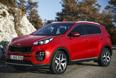 SPORTAGE SUCCESS CONTINUES WITH DIESEL CAR OF THE YEAR AND BEST MEDIUM SUV