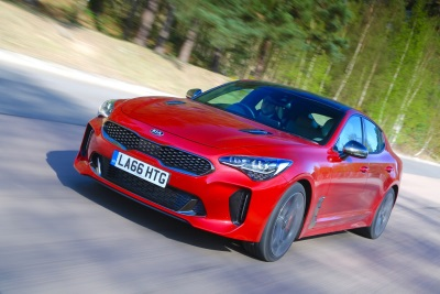 Stunning Kia Stinger Gran Turismo To Cost From £31,995