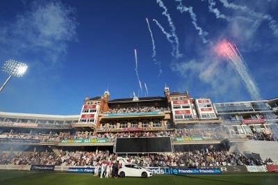 Kia And Surrey County Cricket Club Extend Sponsorship Till 2020