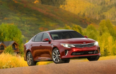 KIA MOVES UP TO THIRD AMONG ALL NON-PREMIUM NAMEPLATES IN J.D. POWER AUTOMOTIVE PERFORMANCE, EXECUTION AND LAYOUT STUDY  .