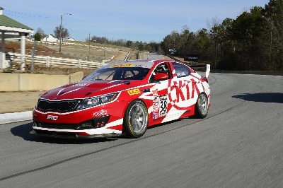 KIA RACING POISED TO DEFEND MANUFACTURER CHAMPIONSHIP AS 2015 PIRELLI WORLD CHALLENGE SEASON OPENS