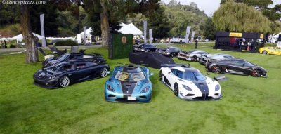 Koenigsegg At The Quail, A Motorsports Gathering