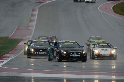 KOZAROV DRIVES NISSAN ALTIMA TO TOURING CAR WIN IN OPENING WEEKEND AT COTA