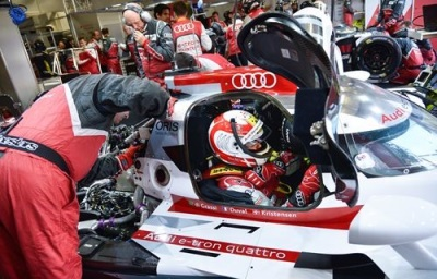 Motor Racing Legend Tom Kristensen to Speak at Picnic in the Paddock for Rolex Monterey Motorsports Reunion