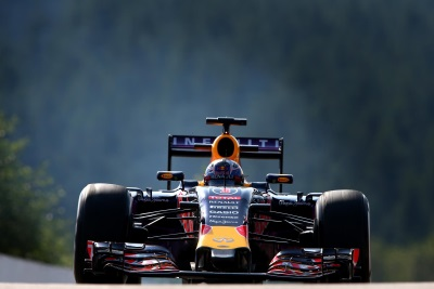 KVYAT FINISHES FOURTH, RICCIARDO GETS A DNF AT THE BELGIAN GRAND PRIX