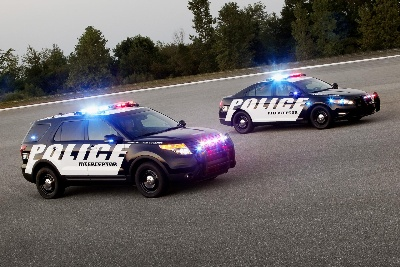 CERTIFICATION TESTING IN LOS ANGELES HIGHLIGHTS FORD DOMINANCE IN POLICE SEDAN, UTILITY; ALL-WHEEL DRIVE