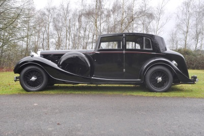 Globetrotter 1936 Lagonda Returns To Olympia After 81 Years For Coys Auction