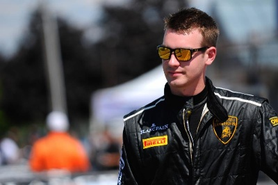 YOUNG LAMBORGHINI STARS STAYING BUSY WITH TESTING, DAYTONA RACE ROLES