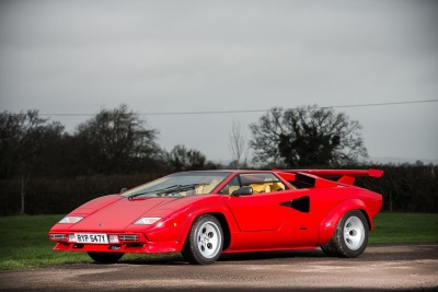 Record Breaking Raging Bull At Race Retro Sale