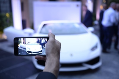 AUTOMOBILI LAMBORGHINI COLLECTIONS PRESENTS SPRING SUMMER 2017