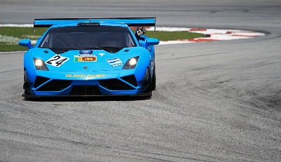 FROM EAST TO WEST, THE LAMBORGHINI GALLARDO GT3 SEIZES THE OPENING ROUNDS OF THE MALAYSIAN SUPER SERIES IN SEPANG