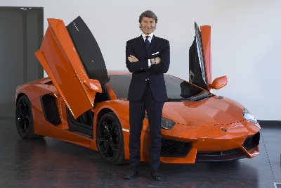 AUTOMOBILI LAMBORGHINI EARNS ''TOP EMPLOYER ITALIA 2014'' CERTIFICATION