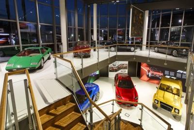 AUTOMOBILI LAMBORGHINI INAUGURATES NEW MUSEUM AND WAVES OFF THE 50TH ANNIVERSARY MIURA TOUR